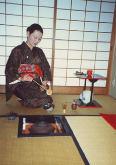 EasternTea.com - Japanese Tea Ceremony